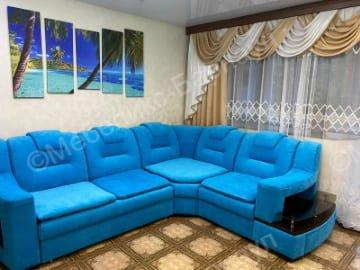 готовый чехол для дивана 2