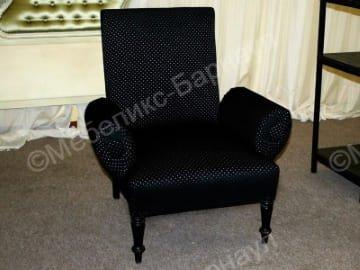 кресло после перетяжки пример 1