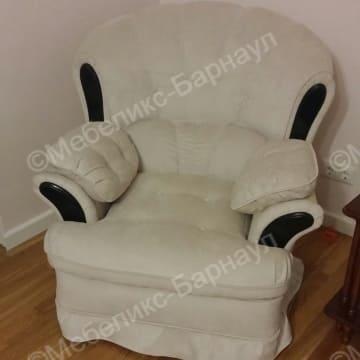 кресло после перетяжки пример 13