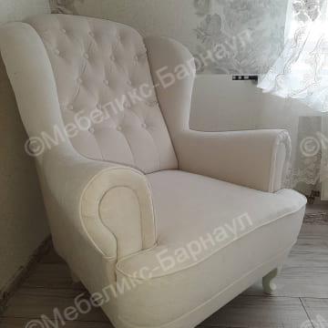 кресло после перетяжки пример 21