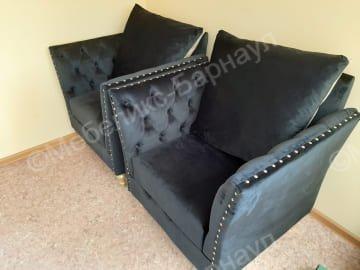 кресло после перетяжки пример 26