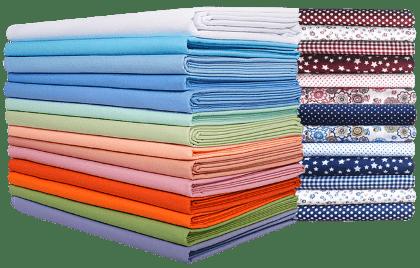ткани и кожа для подушек