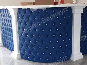 изготовления мягкой стеновой панели