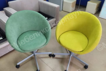 стул после перетяжки пример 1